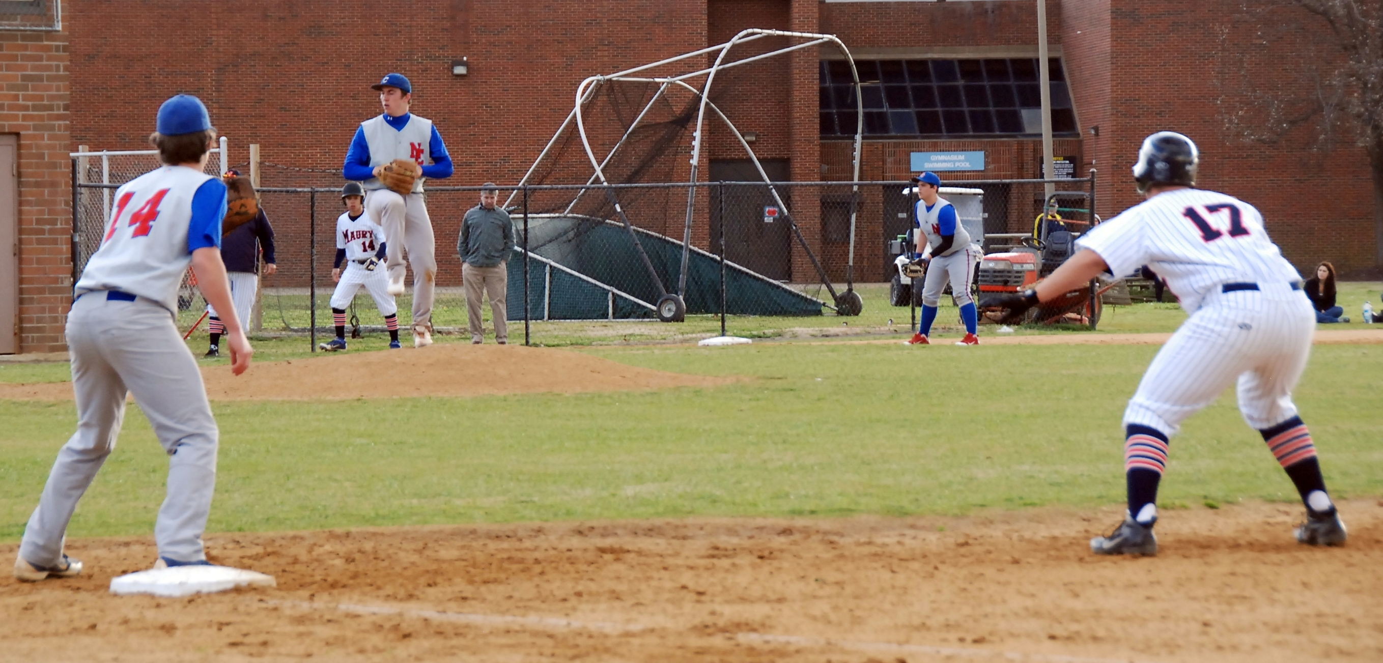 baseball | Oaks in Action | Page 4
