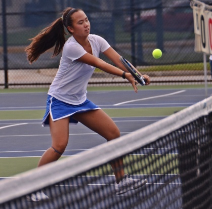 mccammon christian singles Posts about tennis written by jimsravesnrants  seeded second in the tournament to norfolk christian school,  #6 singles: abigail mccammon (na).